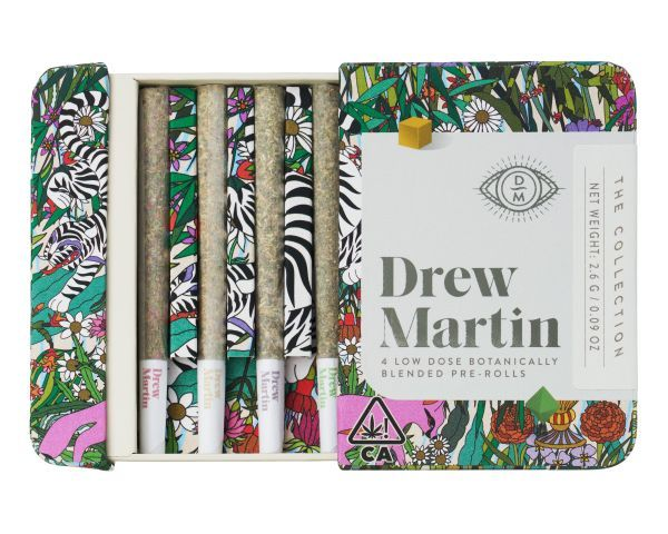 Drew Martin - The Collection Pre-Rolls